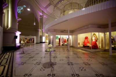 Fashion Galleries at the Victoria & Albert Museum