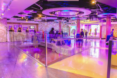 Hold a private party at Madame Tussauds